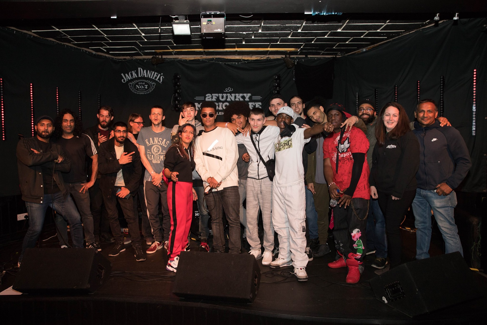 Grime Sessions Pic