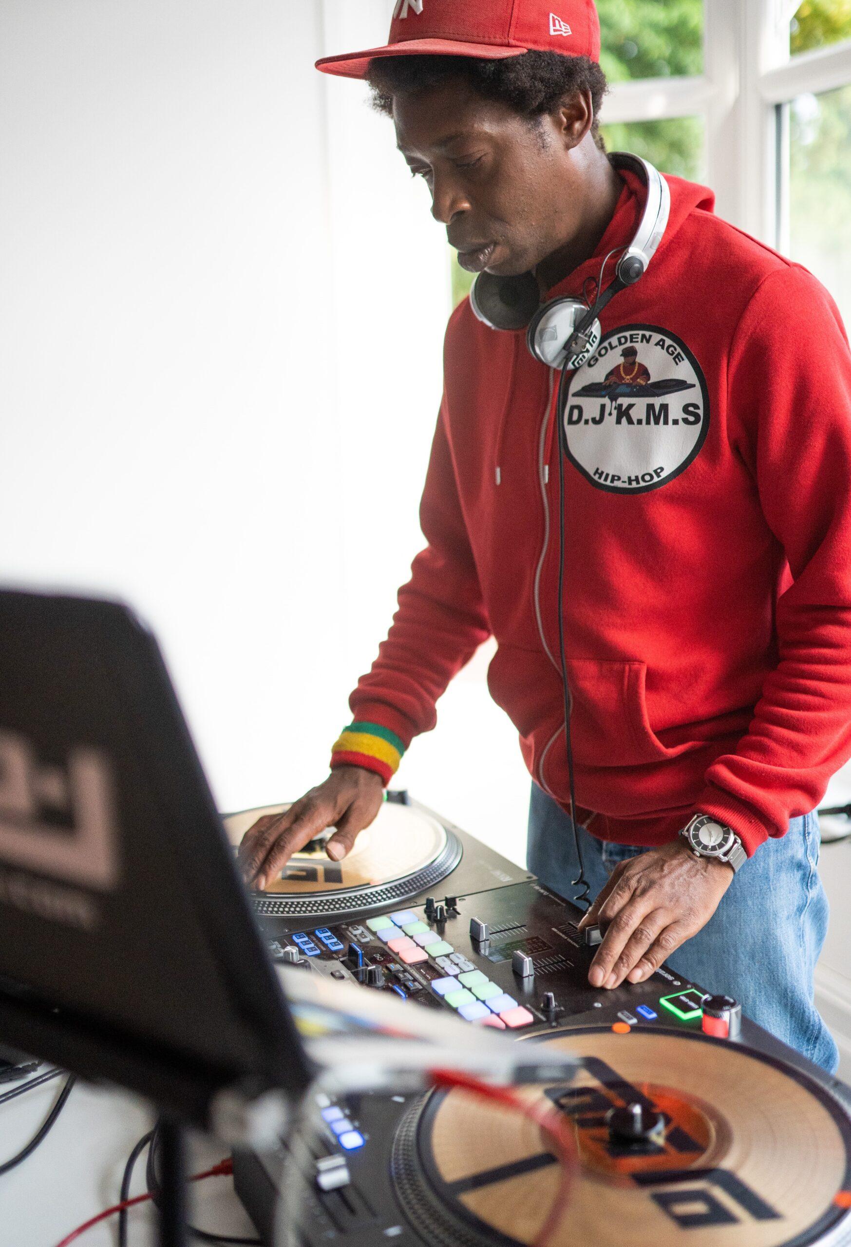 DJ KMS