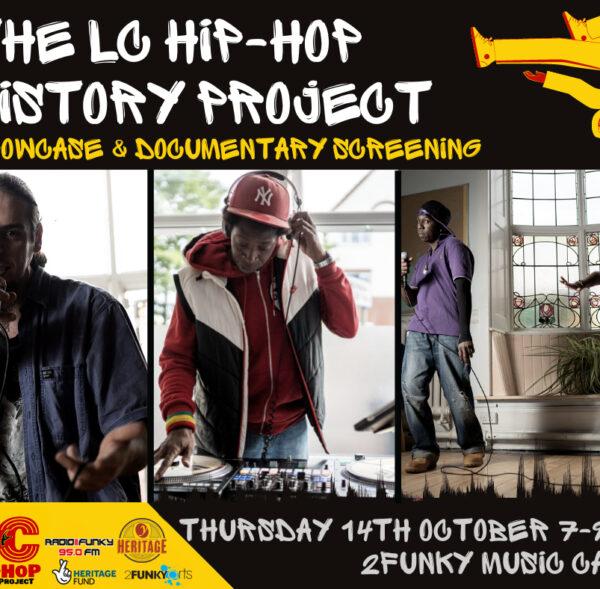 LC Hip Hop Showcase Insta Logo Pic