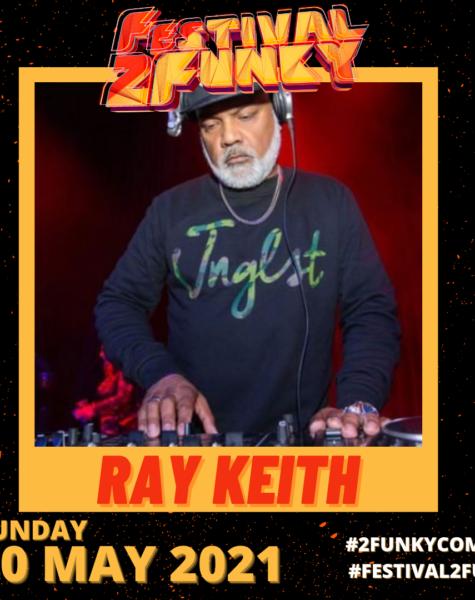 Ray Keith Artist promo